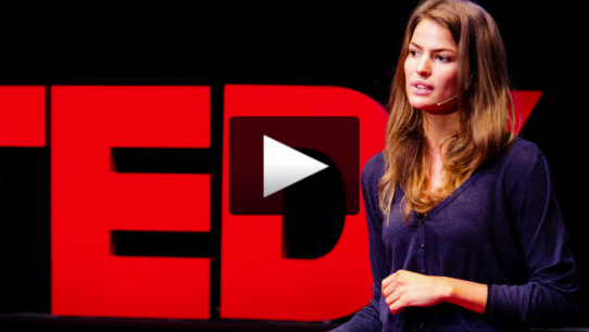 CAMERON RUSSELL'S TED TALK